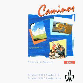Caminos 1. 2 Audio CDs zum Lehrbuch Margarita Görrissen