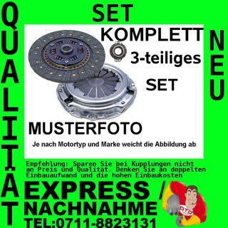 Kupplung Satz/Set FIAT MULTIPLA 186 99 02 1.9 1.9