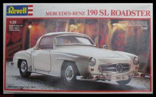 Revell 7283 124 Mercedes BEnz 190 SL Roadster