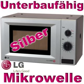LG MS 192 VUT UNTERBAU STAND MIKROWELLE UNTERBAUFAHIG SILBER 19 LITER