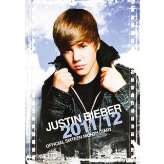 Justin Bieber Kalender 2012 Gr 191 x 90mm Justin Bieber (109922)