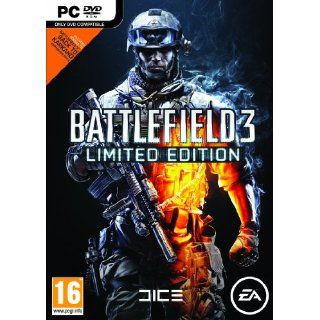 Battlefield 3   Limited Edition [PEGI]: Pc: Games