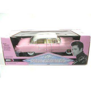Modell Elvis Presleys 1955 Pink Cadillac, Modelle, Maßstab 118