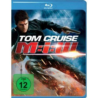 Mission Impossible 3 [Blu ray] Tom Cruise, Ving