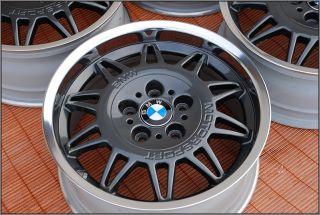 BMW 3er e36 Alufelgen Felgen M M3 Motorsport 17 Zoll e30 e46 e90 Z3
