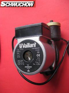 Vaillant Pumpe 160954 VSC 126 140 196 150 16 0954 neu Umwälzpumpe