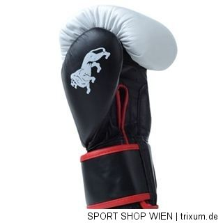 Lonsdale Pro Leather Boxing Glove   Boxhandschuhe S/M oder L/XL LEDER
