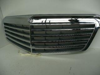 FRONT GRILL Mercedes Grill W212 E Klasse Elegance FG104