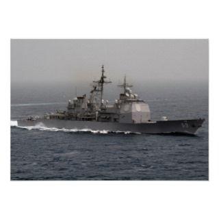 USS Vicksburg (CG 69) Print