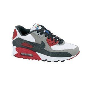 Nike Air Max 90 (PS) 127 WHITE/GREY/RED