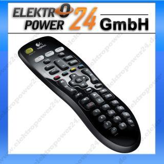 Logitech Harmony 200 Universal Fernbedienung Remote Control fuer TV