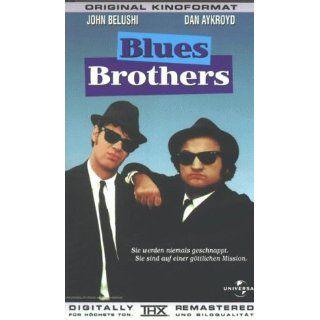 Blues Brothers   Digitally Remastered [VHS] John Belushi, Dan Aykroyd
