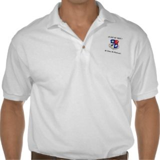USAF Security Service Polo Shirt