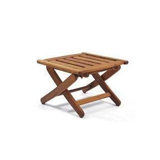 NOVO Garden 807508 Hocker Heba natur aus Robinienholz