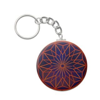 Dream Weaver Globe Key Chains