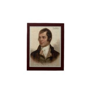Robert Burns To Know Her Love Quote JigsawPuzzle