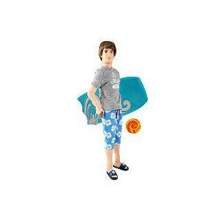 Justin Bieber Real Hair Doll   Beach   Puppe mit kämmbaren Haaren
