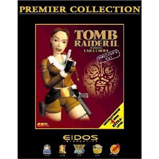 Tomb Raider 2   Directors Cut [Premier Collection] Games