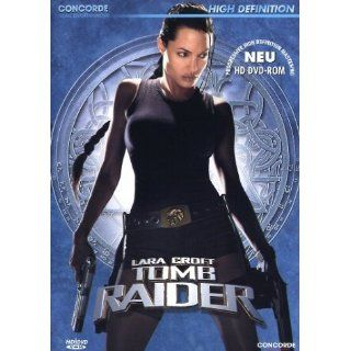 Lara Croft   Tomb Raider (WMV HD DVD) Angelina Jolie