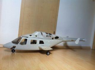 Bell 222 90/700 Funkey für T rex 600, 700, Raptor, TDR u.a.