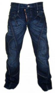 Redbridge / Cipo & Baxx Clubwear Herren Jeans RB 146 darkblue   der