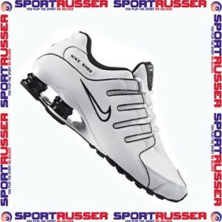 Nike Shox NZ EU (124) white/black