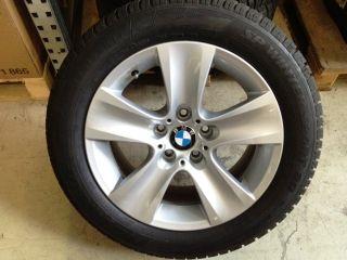 BMW 5er F10 11 6er F12 225 55 17 Zoll RFT Winterreifen Winterraeder