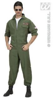 Ein Kostüm das Sie in einen filmreifen Top Gun Piloten verwandelt