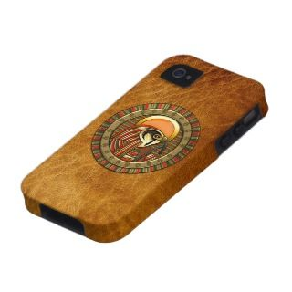 Egyptian Sun God Ra Vibe iPhone 4 Cases