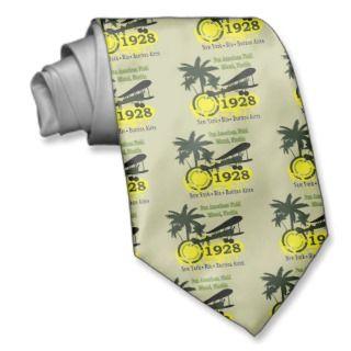 Aircraft ~ Pan American Field Airline Passenger Necktie