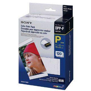 Sony Fotopapier für Sony DPP FP 60, 120 Blatt A6 Foto, Color Print