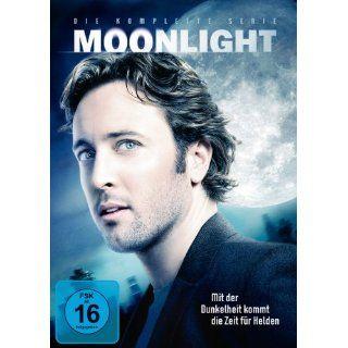 Moonlight   Die komplette Serie (4 DVDs) Alex OLoughlin