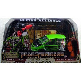 HASBRO   TRANSFORMERS   Movie 2   HUMAN ALLIANCE   AUTOBOT SKIDS