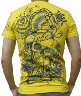 NEU TOP CooL Clubwear Cipo & Baxx Redbridge Skull Cobra T Shirt