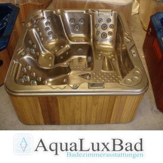 SPA Hot Tub Pool für Draußen und Drinnen 228 x 218 x 90