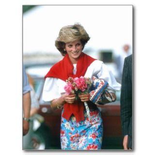 No.51 Princess Diana, Cirencester 1985 Post Cards