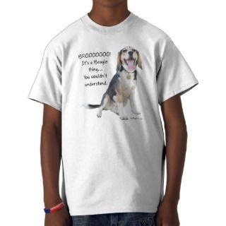 Its a Beagle thingKids T Shirt