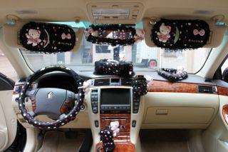 Neu Cute Hello Kitty Auto Innenausstattung 13pc Z001