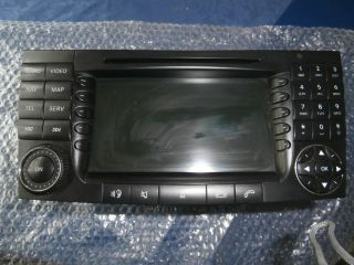 Mercedes W211 W219 CLS Comand Navigation Navi DVD  A2118276842