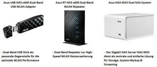 Asus RT N56U N600 Black Diamond Dual Band WLAN Router