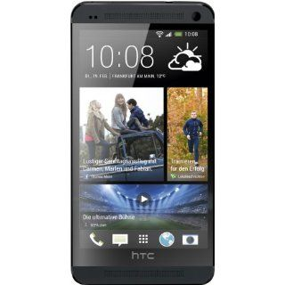 HTC One Smartphone 4,7 Zoll stealth black Elektronik