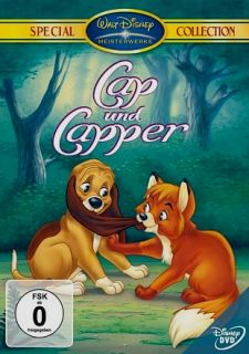 Cap und Capper   Special Collection (Walt Disney)  DVD  239