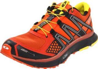Salomon XR Mission CS Moab Orange Black Yellow Schuhe