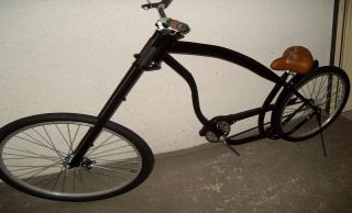 CHOPPER FAHRRAD BEACHCRUISER LOWRIDER BIKE XXL CUSTOM BEACH CRUISER