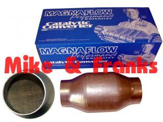 Magnaflow 200 Zellen Rennkat Katalysator Chevrolet Ford Jeep Dodge