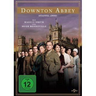 Downton Abbey   Staffel zwei [4 DVDs] Hugh Bonneville