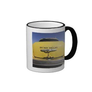 Santa Rosa, New Mexico,United States. Old Yello 2 Coffee Mugs