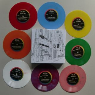 Boys Pauls Boutique Limited 8x 7 Colored Vinyl Box Set No 231 NEW