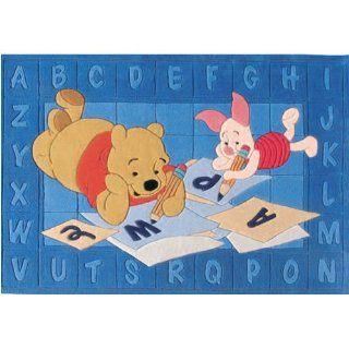 Disney Winnie Pooh Bär Teppich Kinder 115x168cm wd w 250 kinderland24