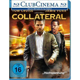 Collateral [Blu ray] Tom Cruise, Jamie Foxx, Jada Pinkett